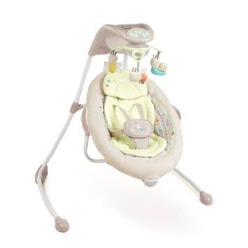 Детская качеля для новорожденных Брайт Стартс